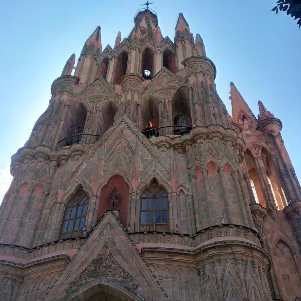 Buenos Dias From San Miguel D Allende Lauren Carter