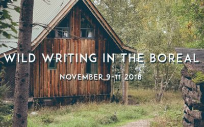 Write With Me In the Woods!