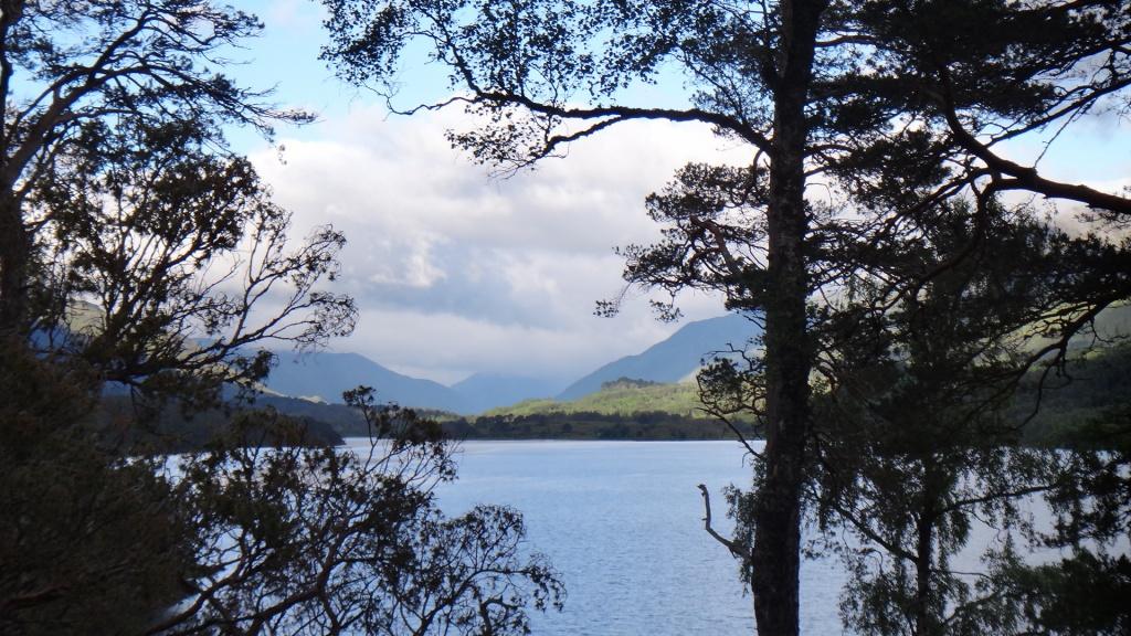 View of Loch Beinn a'Mheadhoin
