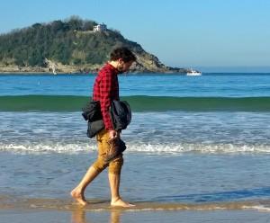San Sebastian - beach