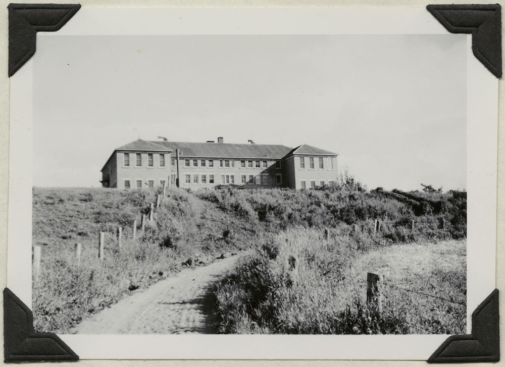 Lejac Indian Residential School in Fraser Lake, BC, 1941 (Library & Archives Canada)