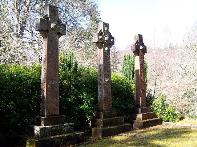 The Chisholm Graveyard - Photo by Stuart